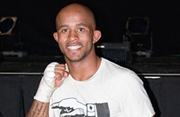 Demetrious Johnson is ready for whoever comes his way next.