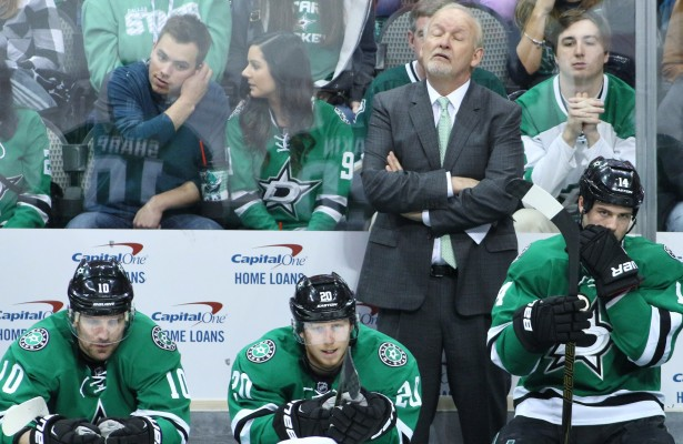 It did not take long as less than 24 hours removed from their home finale and the Dallas Stars announced they are parting ways with head coach Lindy Ruff. Photo Courtesy: Dominic Ceraldi