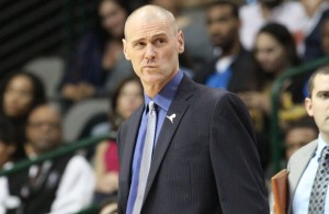 Rick Carlisle and the Mavericks front office must be miffed at the results of this season. Photo Courtesy: Dominic Ceraldi