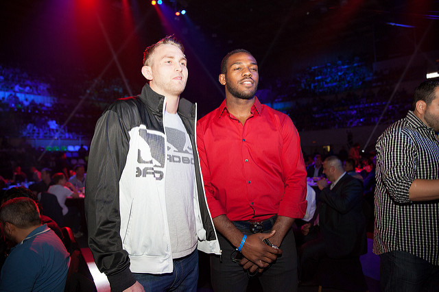 Alexander Gustafsson (l.) has battled Jon Jones (r.) twice. Would the third time be the charm? Photo Courtesy: legendashow