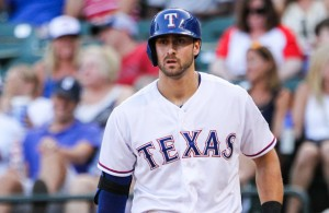 Joey Gallo might be the lone bright spot these days... his home run production has him tied for tops in the American League. Photo Courtesy: Darryl Briggs