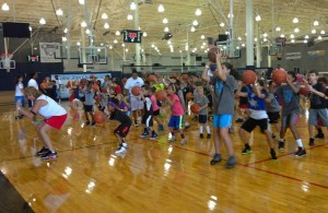 Nancy Lieberman Basketball Camp