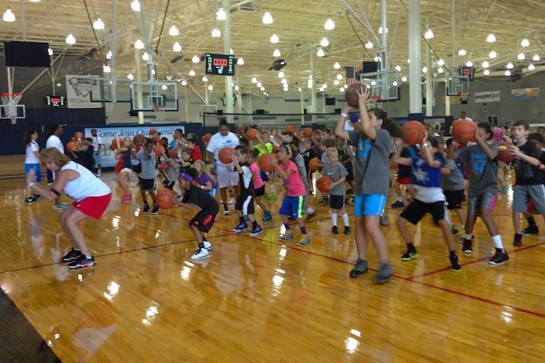 Nancy Lieberman Basketball Camp