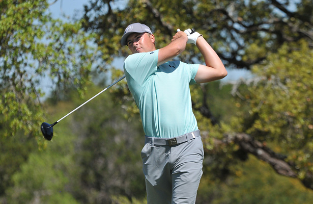 Expect Jordan Spieth to move up to No. 2 in the world rankings after winning The Open. Photo Courtesy: Bruce Chandler