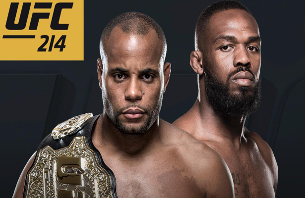 The main card for UFC 214 is truly stacked and not to be missed.