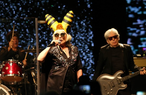 Blondie wrapped up their Rage and Rand Rampage North American tour in Dallas. Photo Courtesy: Michael Kolch