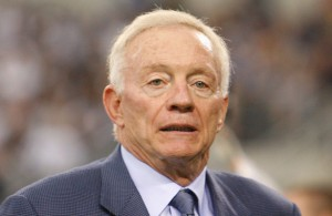 Dallas Cowboys owner, president and general manager should be all smiles this weekend. Photo Courtesy: Matt Pearce