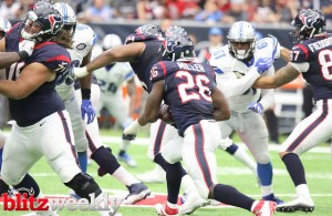Texans fans should see plenty of Lamar Miller in their game against the Saints. Photo Courtesy: Rick Leal
