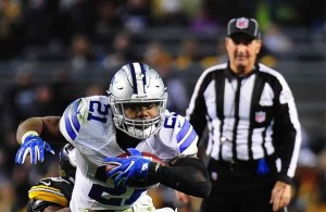 Cowboys RB Ezekiel Elliott will need to deliver in the Cowboys home opener on Sunday night. Photo Courtesy: Brook Ward