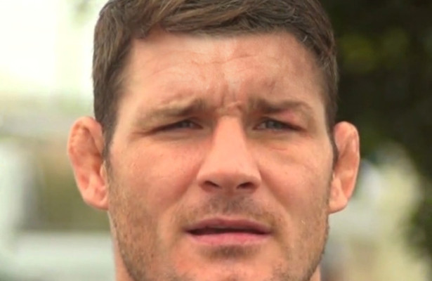 Michael Bisping certainly has had a storied career in the UFC, but will he go out on top? Photo Courtesy: Nate Lindaman