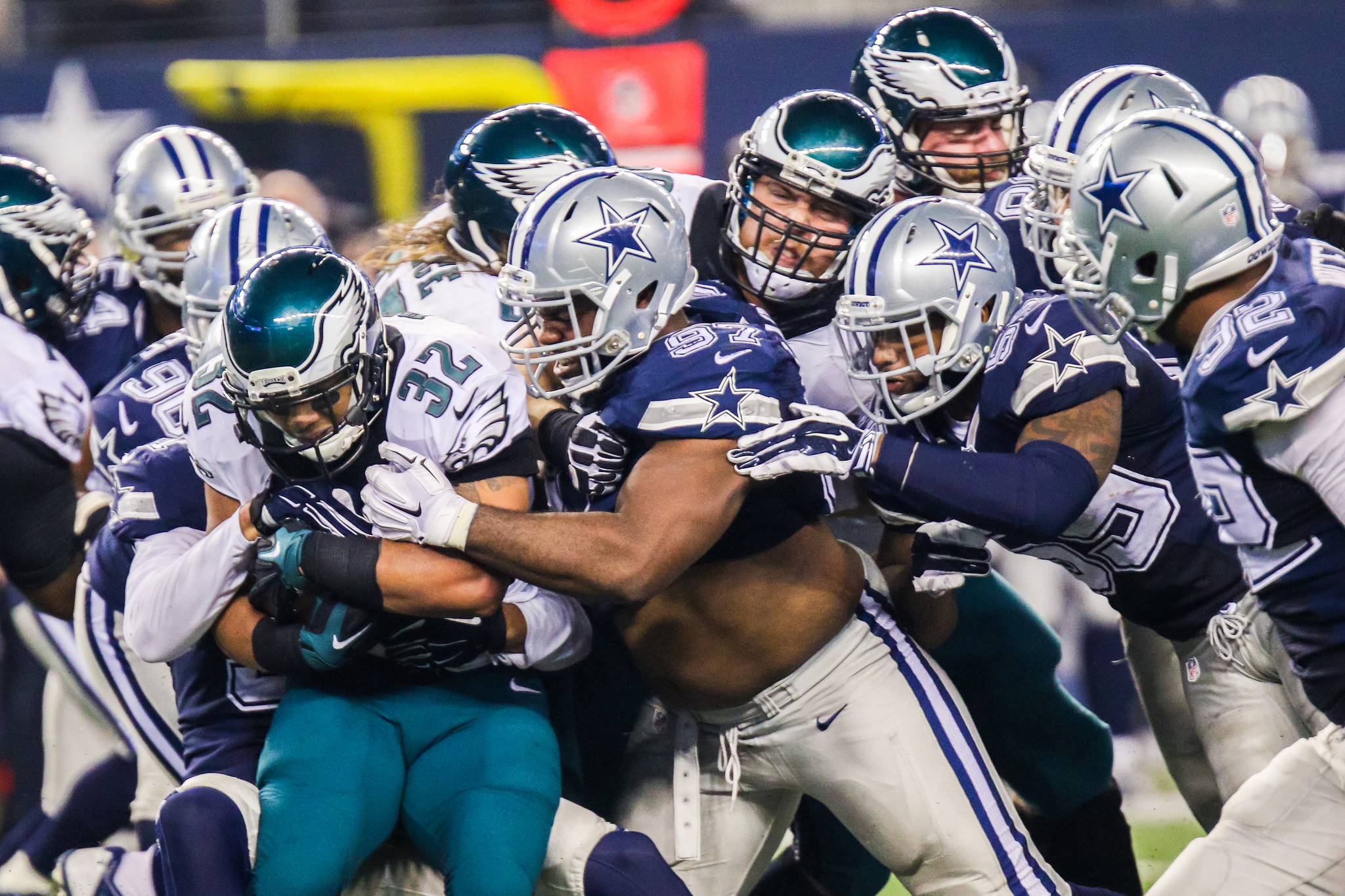 If the Cowboys defense steps up tonight then this game could be another classic. Photo Courtesy: Darryl Briggs