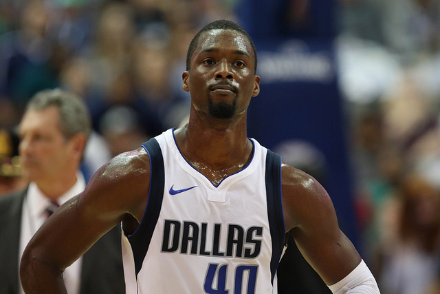 SF Harrison Barnes leads the Mavericks with 18.7 points per game. Photo Courtesy: Michael Kolch