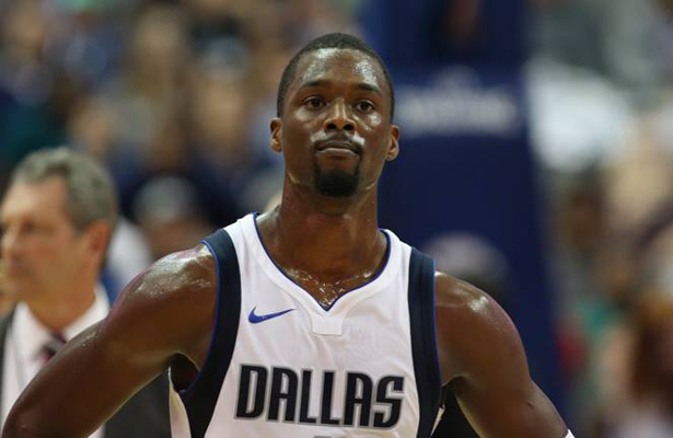 Has Mavericks SF Harrison Barnes finally gotten back on track? Photo Courtesy: Michael Kolch