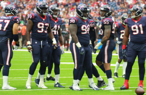 It looks like the Texans defense will need to save the day against the Cardinals. Photo Courtesy: Rick Leal