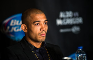 Jose Aldo has bounced back from defeat before. Can he do it again against Max Holloway? Photo Courtesy: Andrius Petrucenia