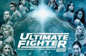 The Ultimate Fighter 26 will air on Friday night.