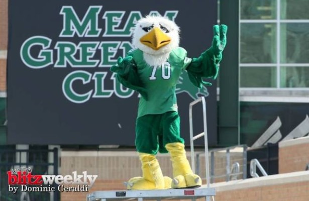 This season has been a good one for the Mean Green. Photo Courtesy: Dominic Ceraldi