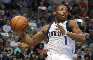 Dallas Mavericks fans want to see guard Dennis Smith Jr. back in action as soon as possible. Photo Courtesy: Michael Kolch