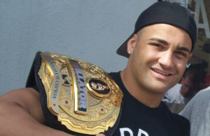 Did you know that Eddie Alvarez is the first and only fighter to have won championships in both Bellator MMA and the UFC. Photo Courtesy: Kyle Holdsworth