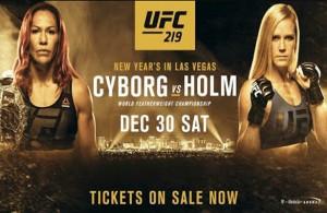UFC219