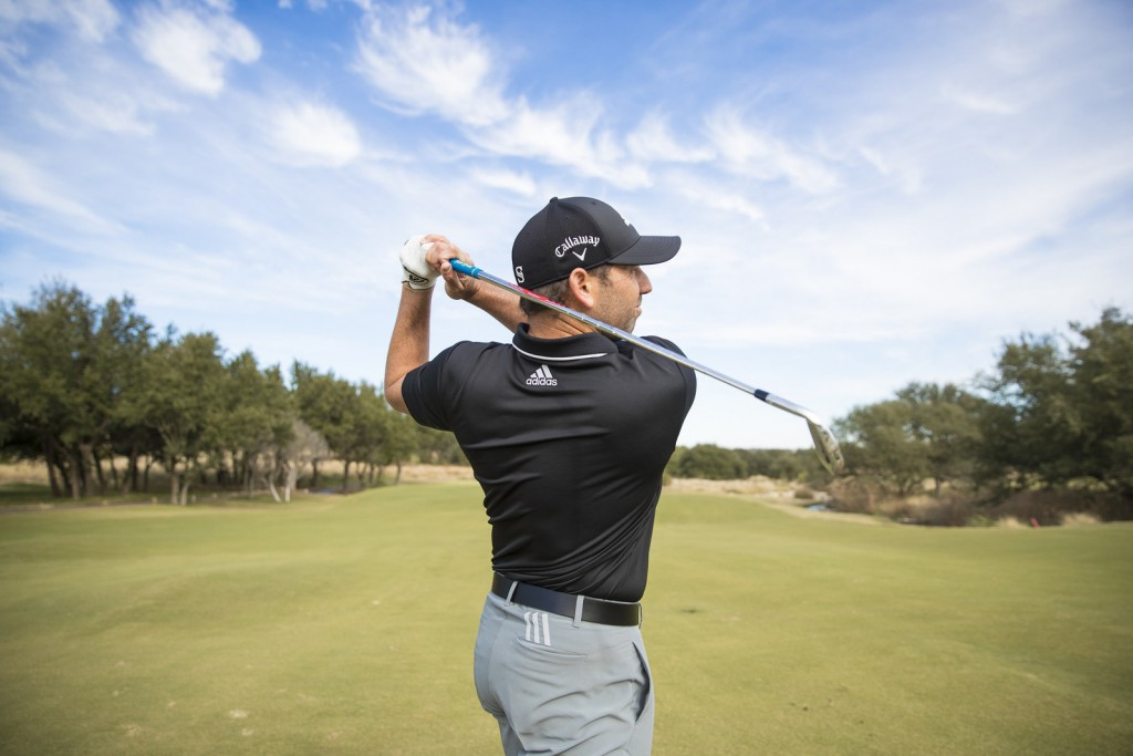 Callaway Golf Signs Sergio Garcia (Photo/Callaway Golf)