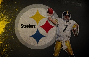 Ben Roethlisberger and the Steelers plan on ending the Jaguars playoff run today. Photo Courtesy: Charlie Lyons-Pardue