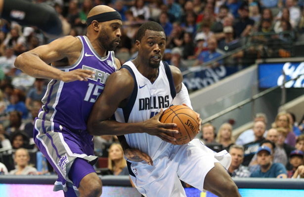 Harrison Barnes continues to improve on the court in points and rebounds this season. Photo Courtesy: Michael Kolch
