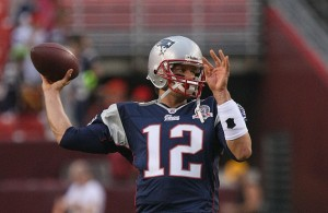 Tom Brady and the Patriots will enjoy home field advantage against the Titans. Photo Courtesy: Keith Allison
