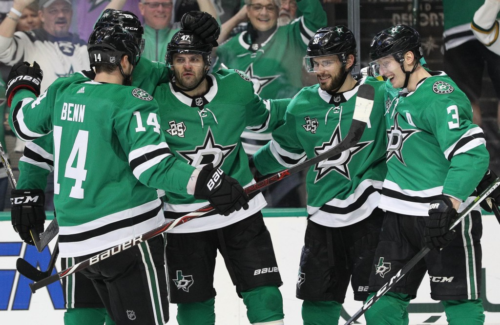 Two of the four stellar first liners represent the Dallas Stars at the All-Star Game. Tyler Seguin participates in his fifth All-Star Game while John Klingberg earns his first. Photo Courtesy: Michael Kolch