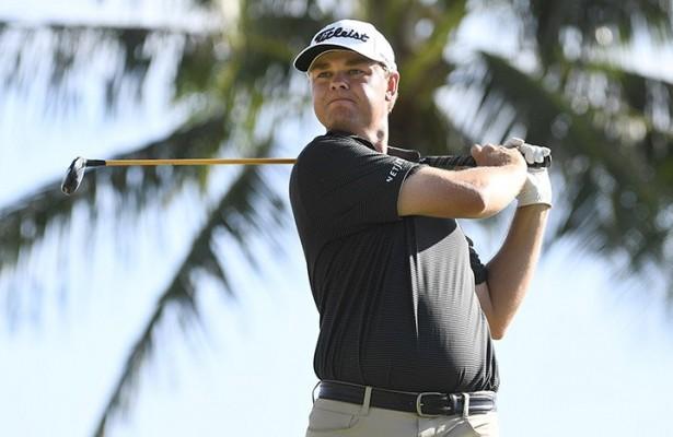 Patton Kizzire won his second PGA Tour title (Photo courtesy: PGA Tour Twitter)