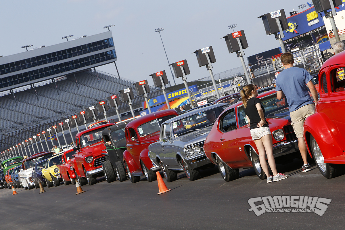 Goodguys 8th spring lone star nationals set for march 9 11 for Lone star motors fort worth texas