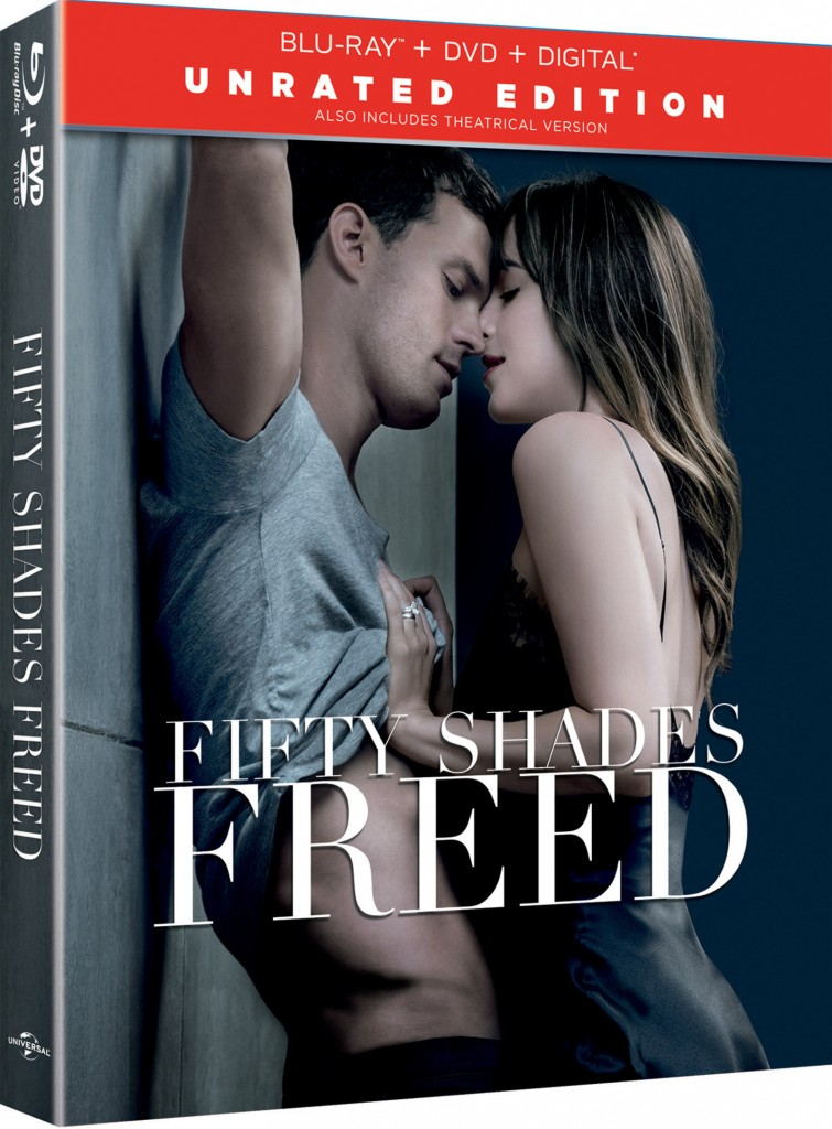 Fifty Shades Freed Arrives On Digital And Digital Movie App Movies