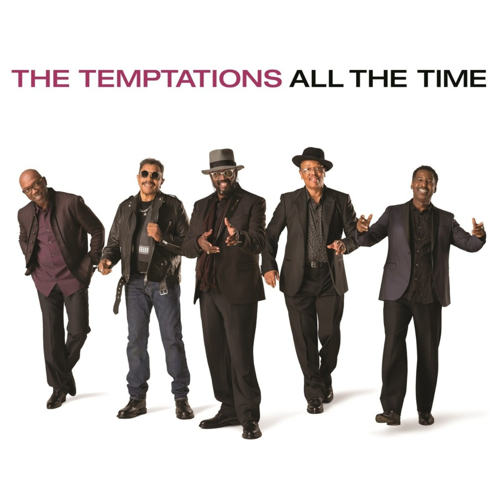 The Temptations Announce New Studio Album All The Time