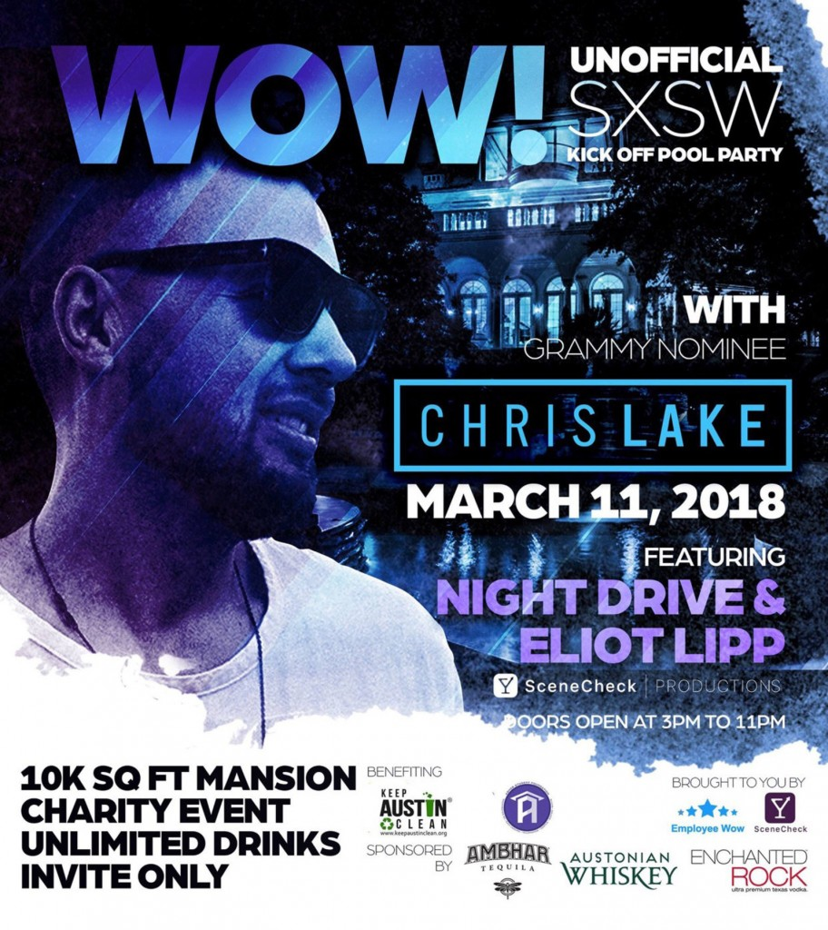 Employee Wow Announces a Charity Event Artist Line-Up Playing at Their Meet  and Greet for SXSW – Blitz Weekly